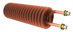 LK XS Copper coil 450mm