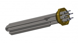 Immersion heater element 3kW 2''